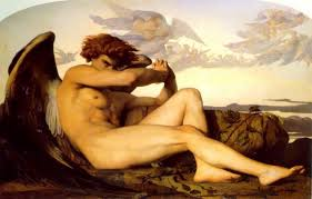 The Fallen Angel - Alexandre Cabanel (1847)